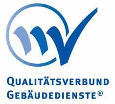 Qualitätsverbund Gebäudedienste Siegel Totzauer services aus Düsseldorf